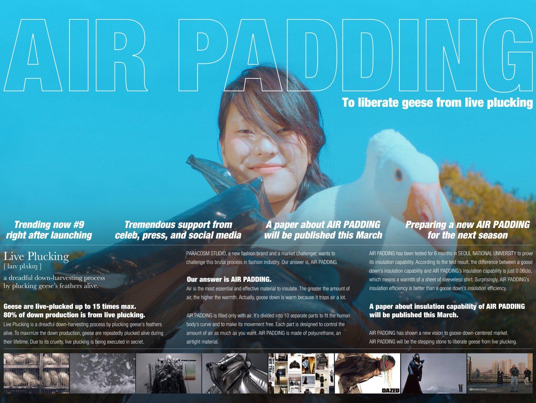 AIR PADDING Thumbnail
