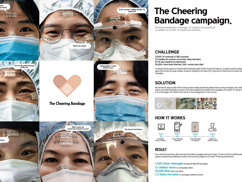 The Cheering Bandage Thumbnail