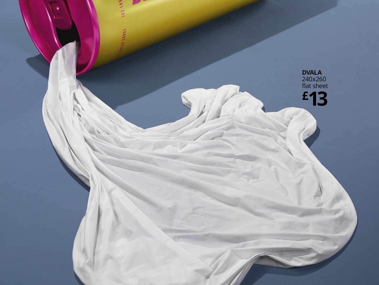Image for IKEA 'Tomorrow Starts Tonight' - Energy Drink