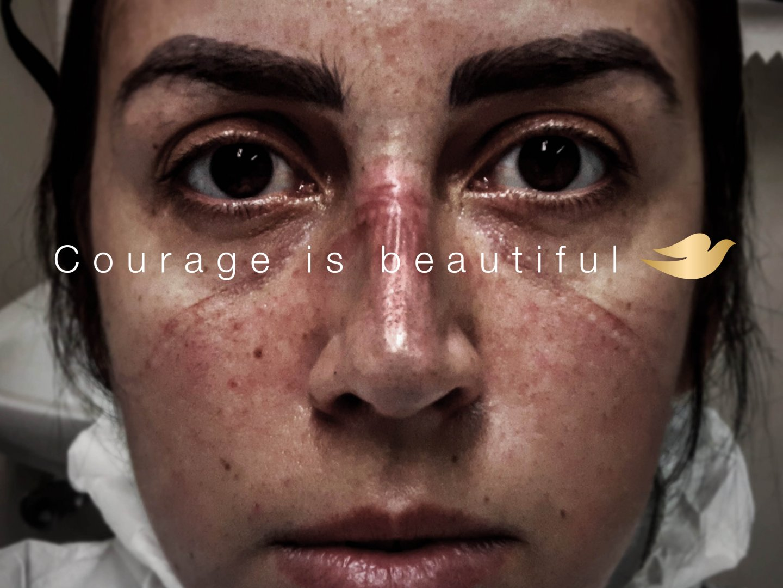 Courage Is Beautiful (Amanda) Thumbnail
