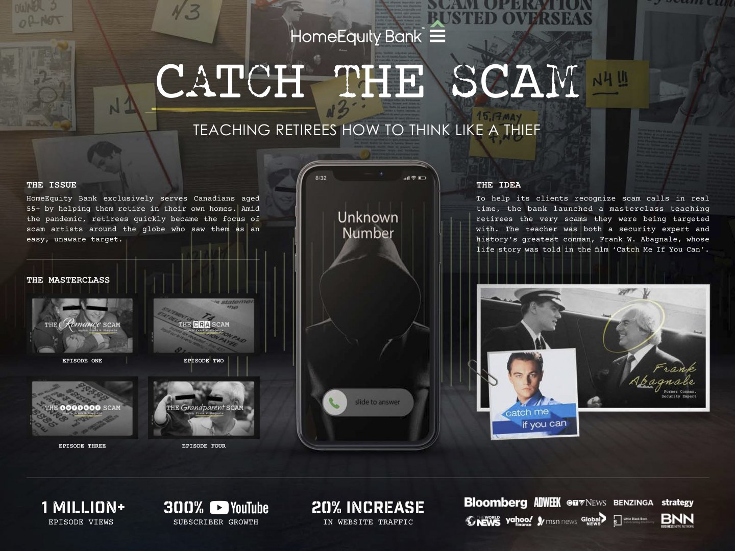 Catch the Scam Thumbnail