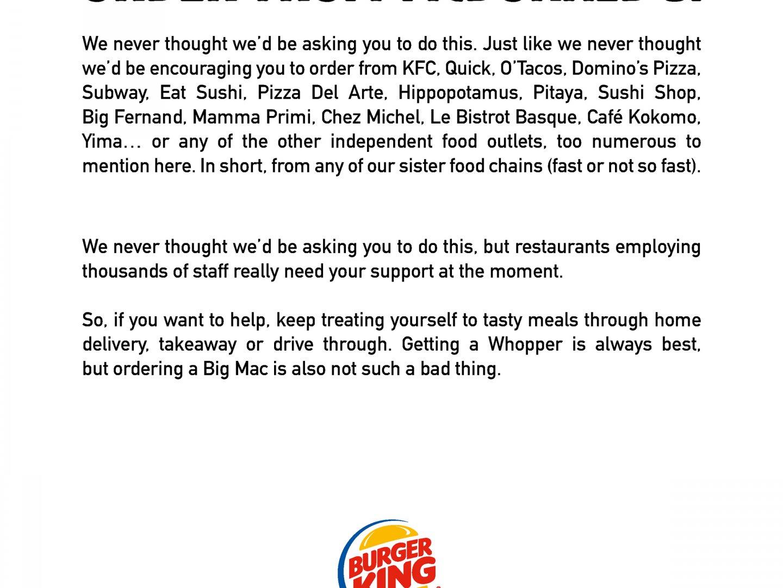 Order from McDonald's Thumbnail