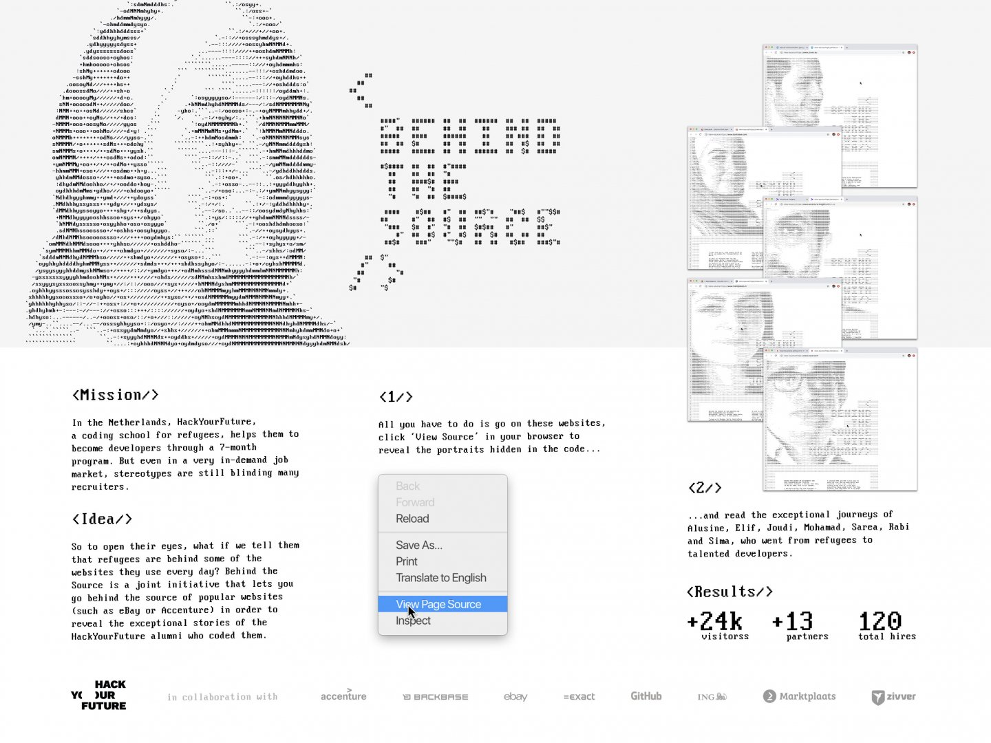 HackYourFuture - Behind the Source Thumbnail