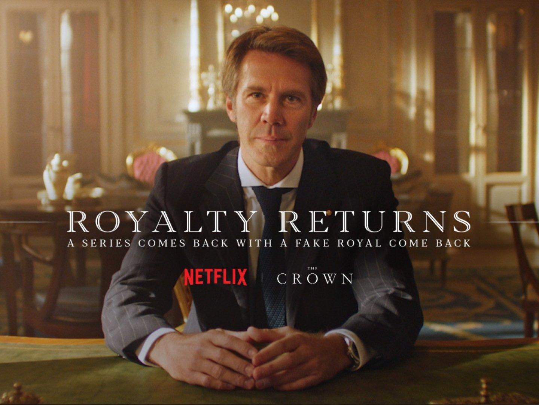 The Crown: Royalty Returns  Thumbnail