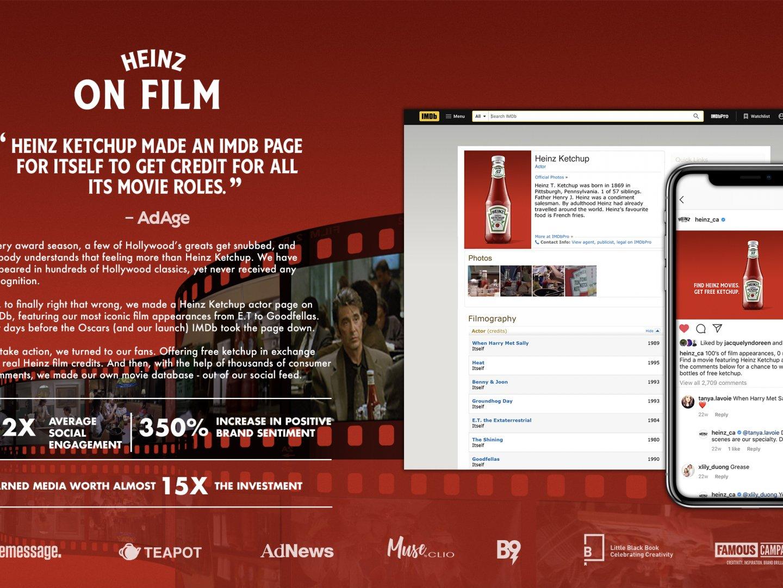 Heinz on Film Thumbnail