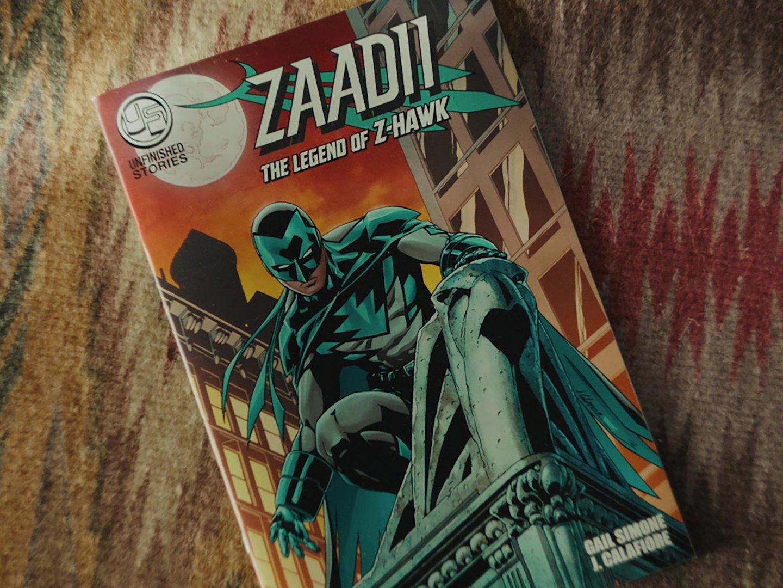 Zaadii's Unfinished Story Thumbnail