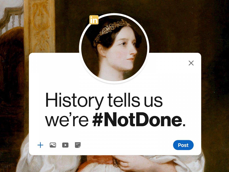 #NotDone Thumbnail