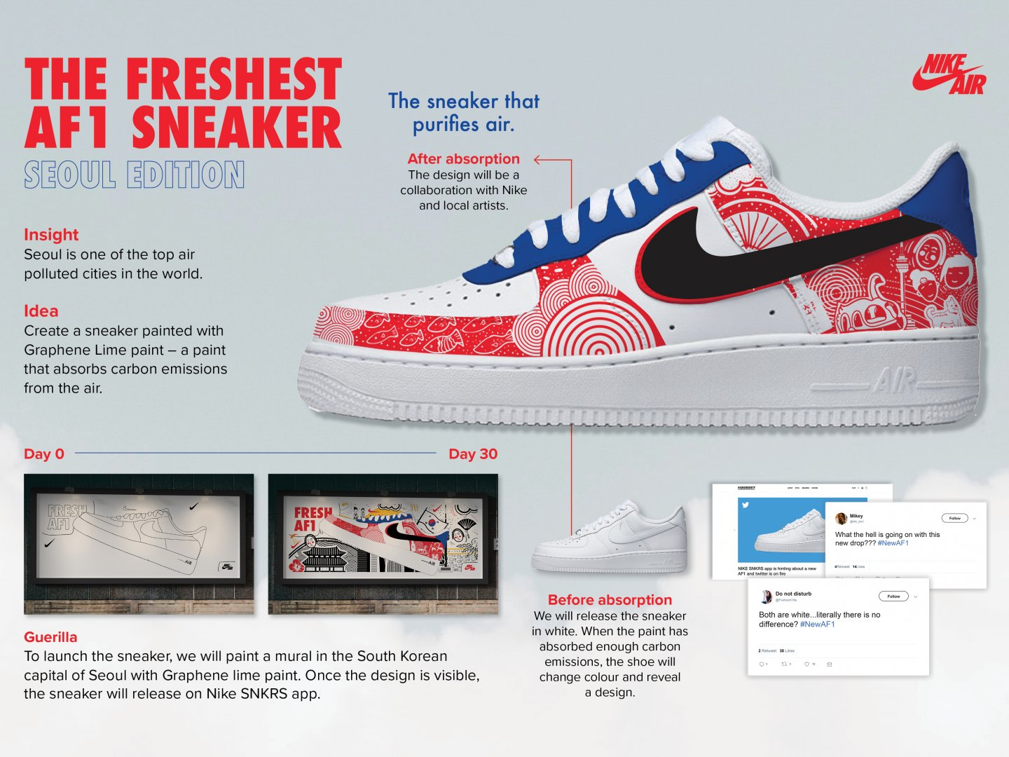 The Freshest AF1 Sneaker Thumbnail
