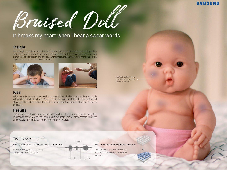 Bruised Doll Thumbnail