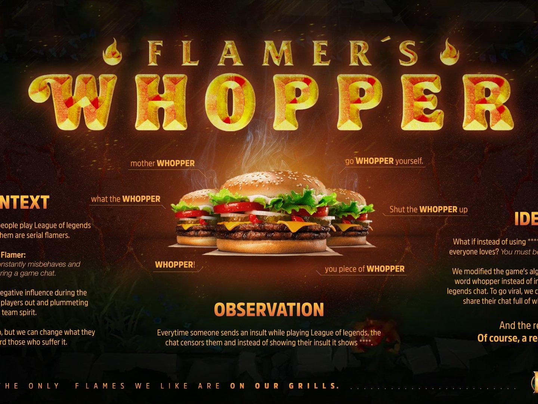 Flamer's Whopper Thumbnail