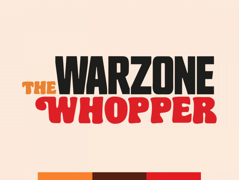 The Warzone Whopper Thumbnail