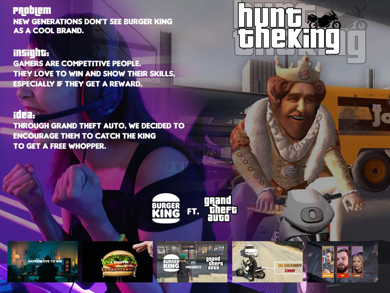 HUNT THE KING  Thumbnail