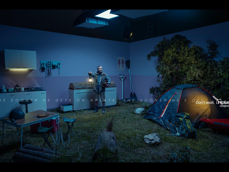 """""""Camping"""" Thumbnail"""