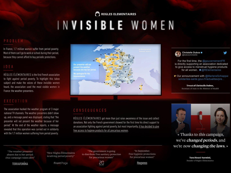 INVISIBLE WOMEN Thumbnail