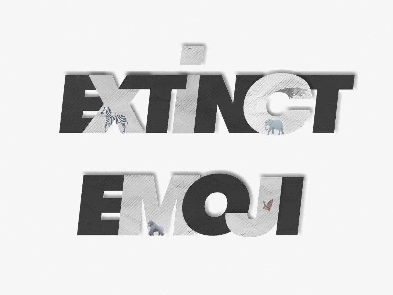 Extinct Emojis Thumbnail
