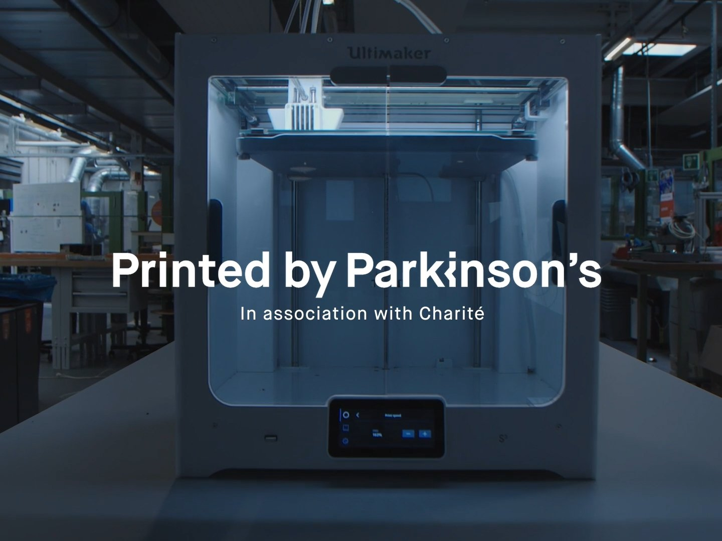 Printed by Parkinson's Thumbnail