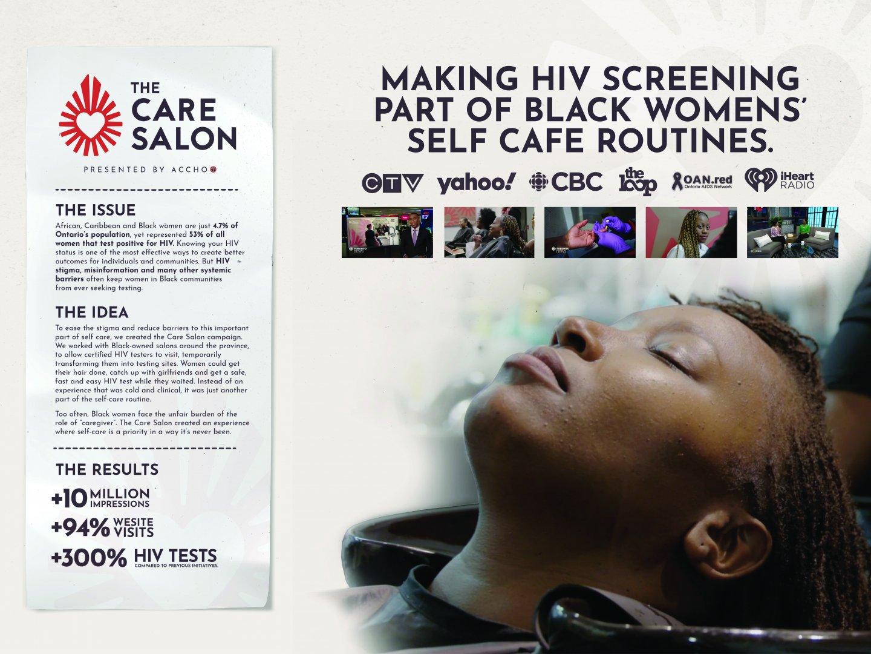 The Care Salon Thumbnail