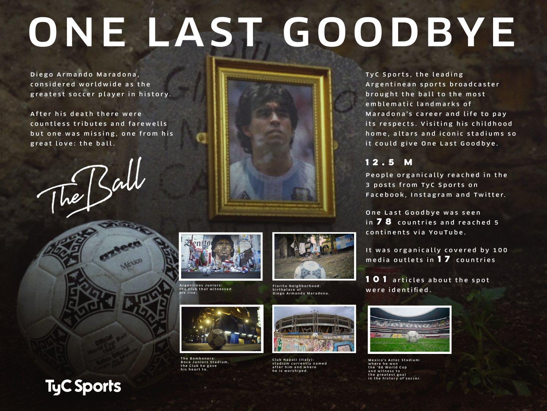 One Last Goodbye Thumbnail