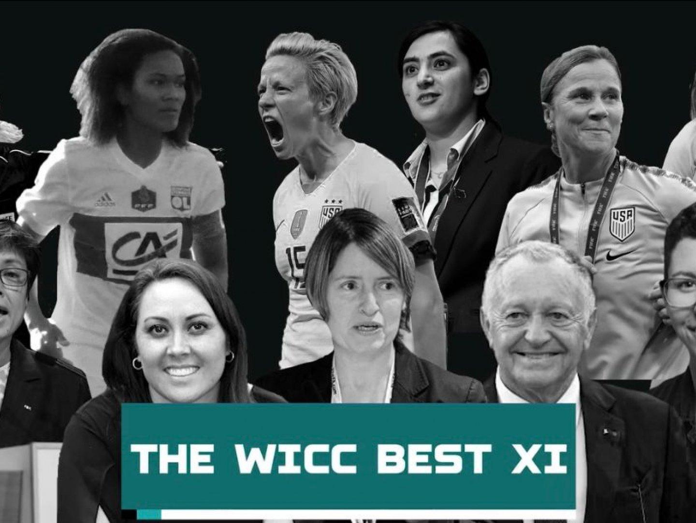 "Women's International Champions Cup Best XI (""WICC Best XI"") Thumbnail"
