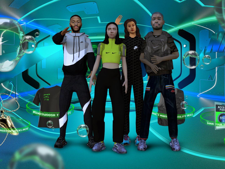 Nike Air Max 720 Air Store Thumbnail
