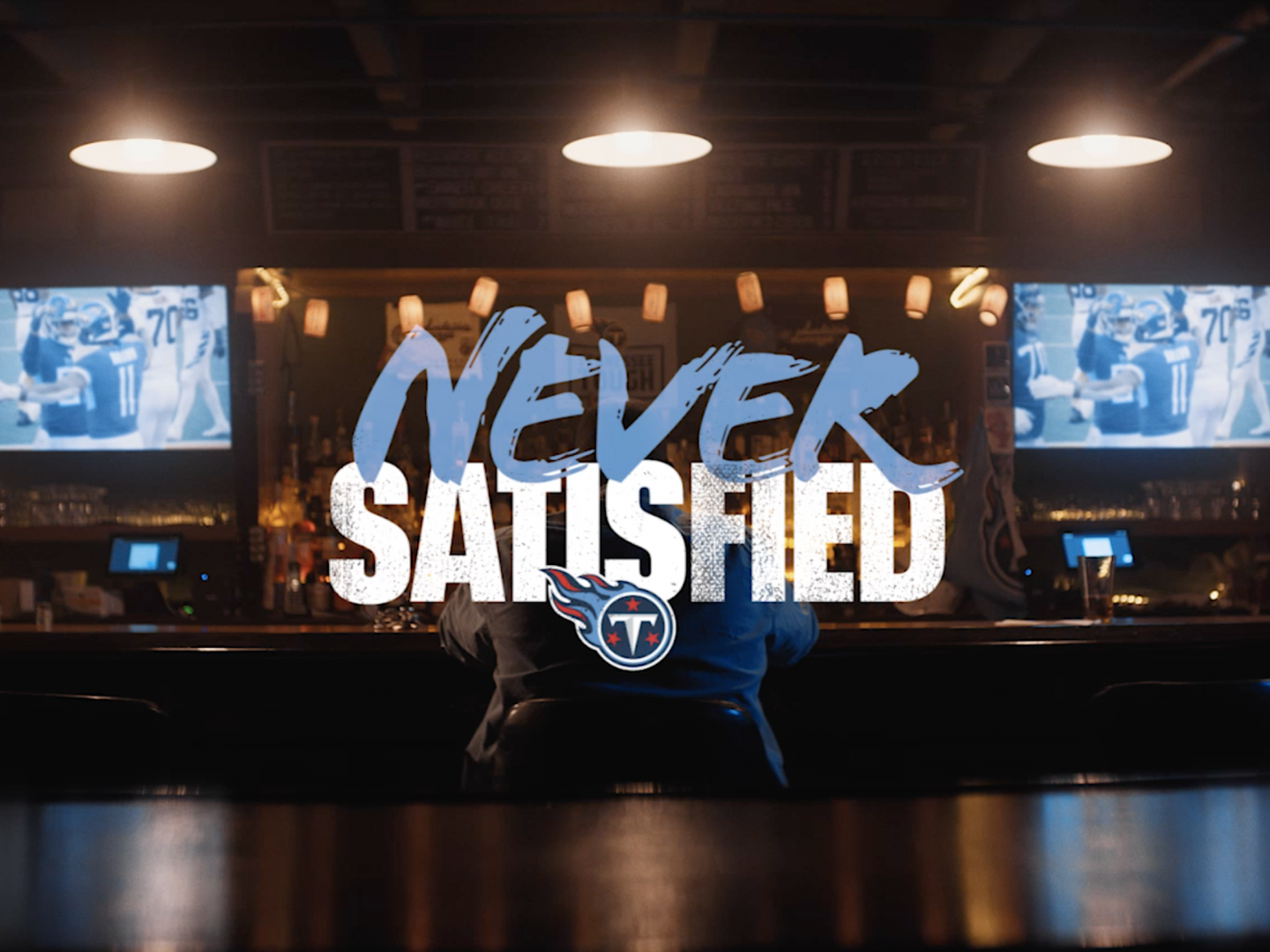 Never Satisfied 2020 Thumbnail