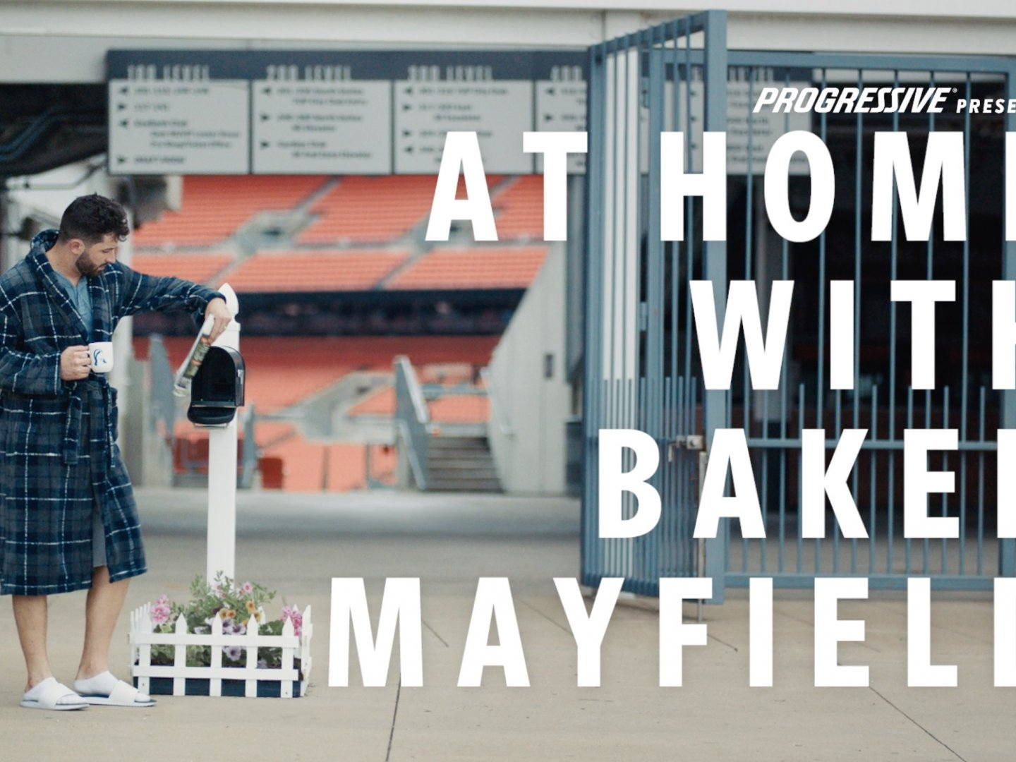 Baker Mayfield Joins a Book Club Thumbnail