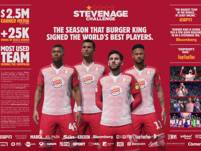 Stevenage Challenge Thumbnail
