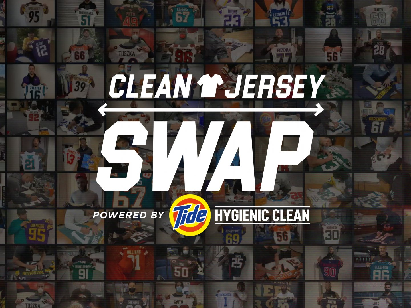 The Clean Jersey Swap Thumbnail