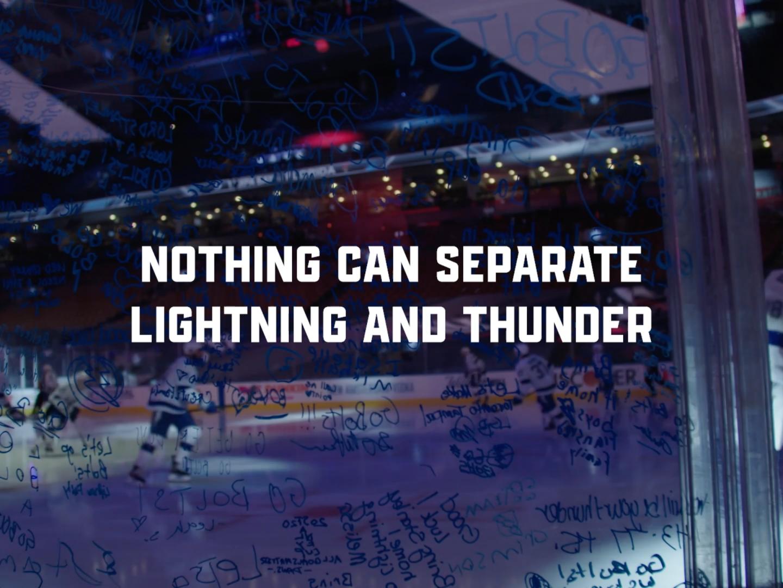 Be the Distant Thunder Thumbnail