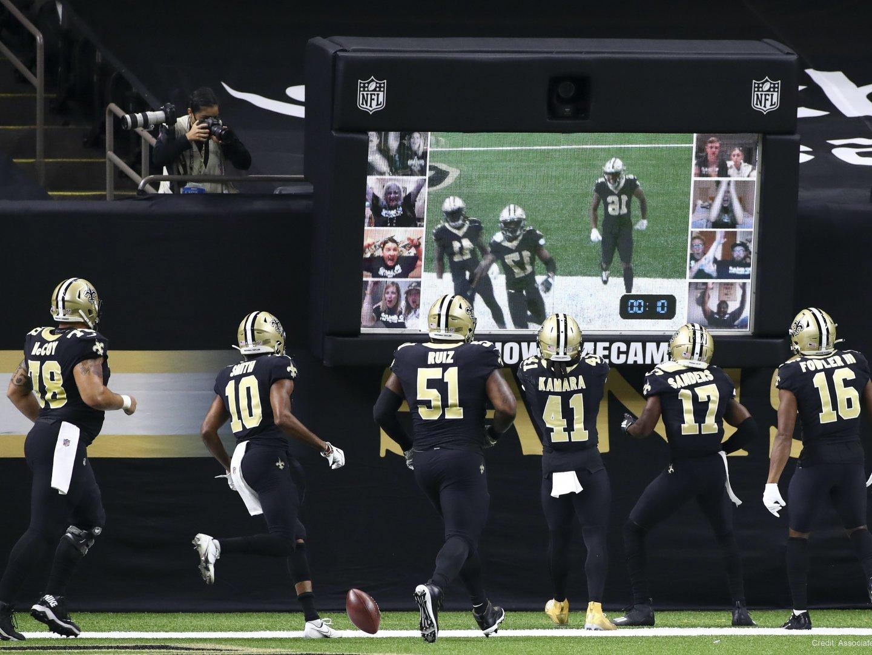 NFL #ShowtimeCam Thumbnail