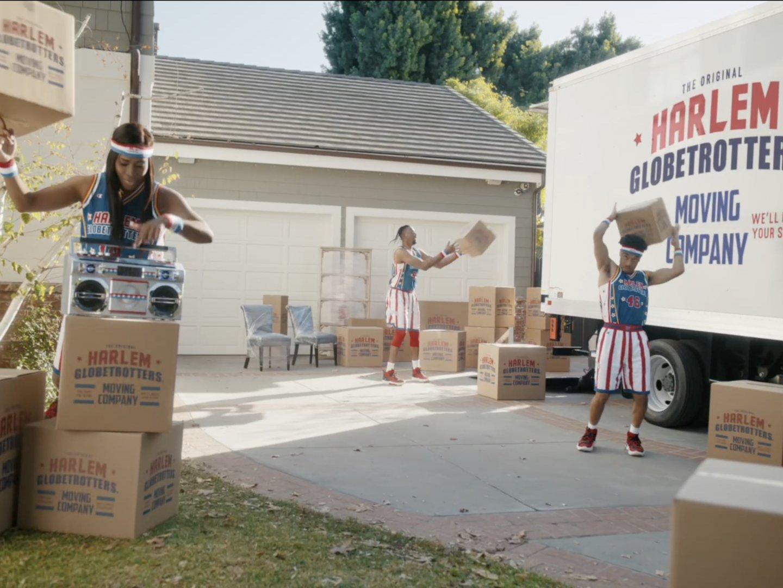 Harlem Globetrotters Moving Co. Thumbnail