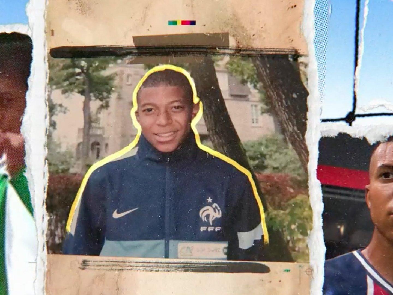 FIFA21 Reveal Kylian Mbappe Thumbnail