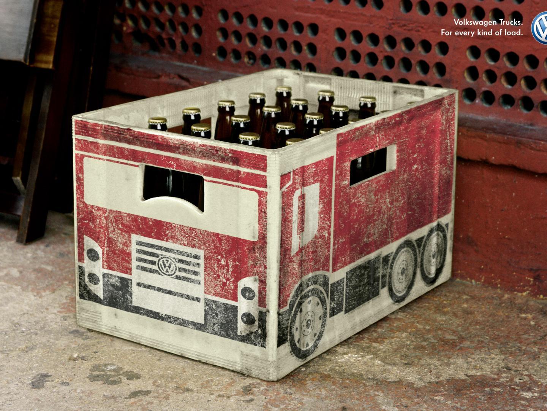 Volkswagen Customized Trucks - Beer Box Thumbnail