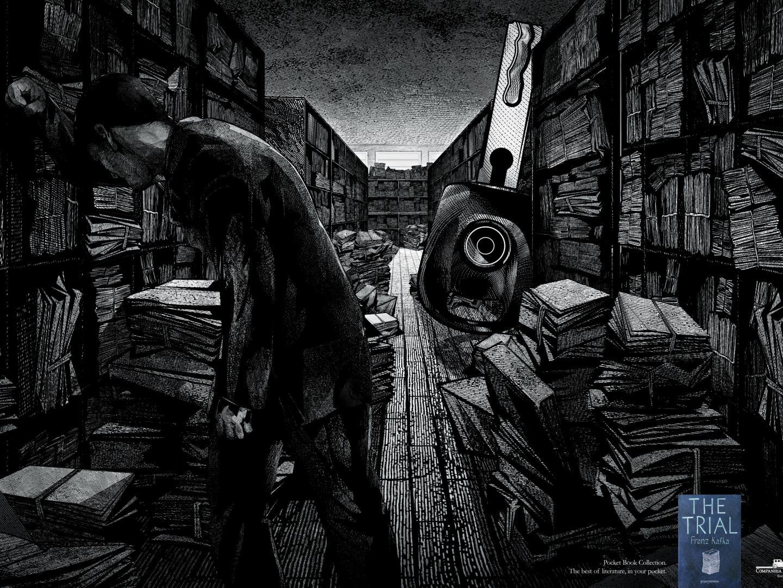Image for The Trial - Franz Kafka