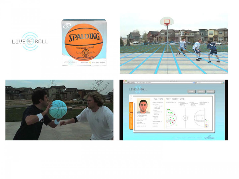 Spalding Live Ball Thumbnail