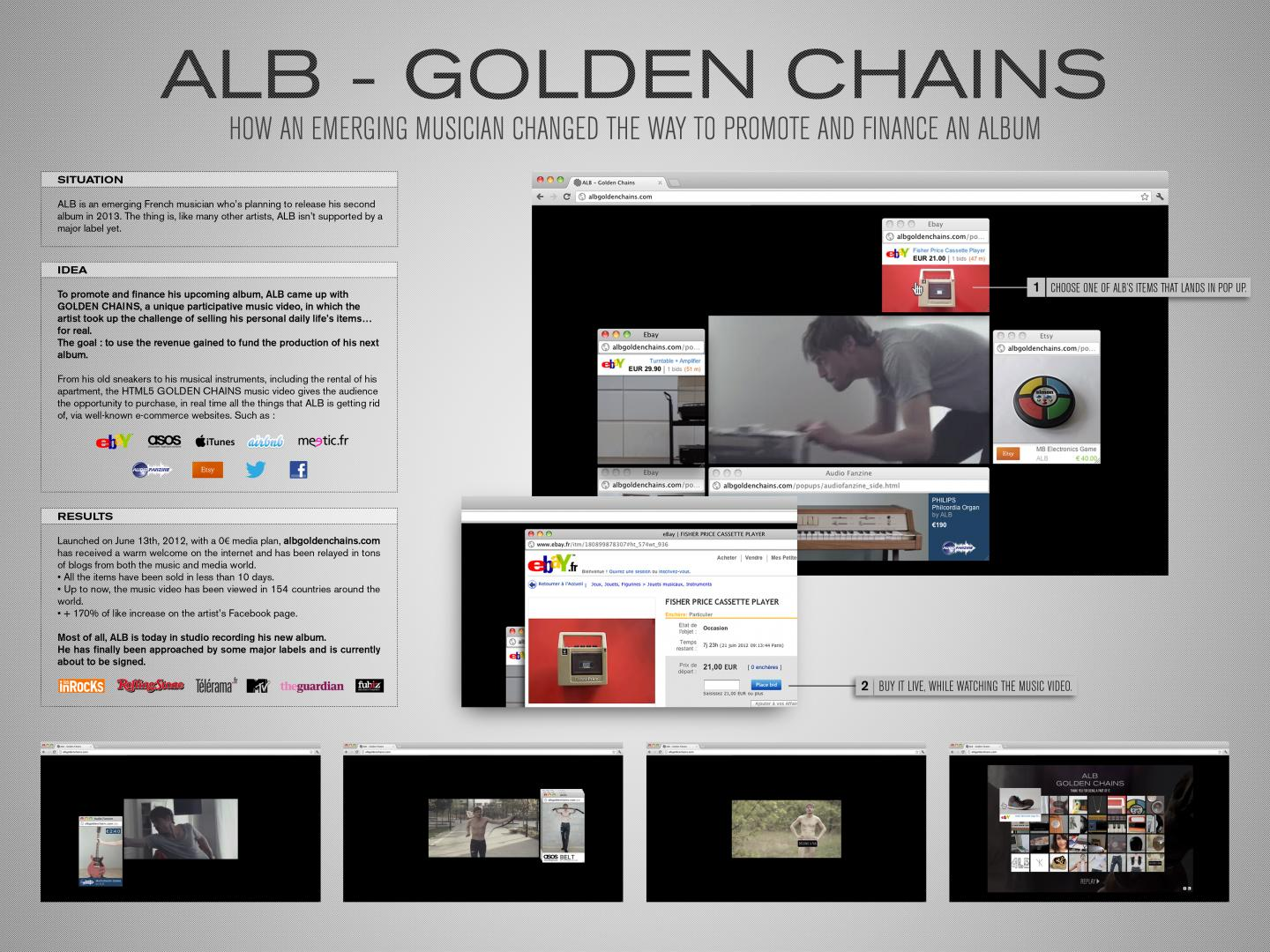 Golden Chains Thumbnail