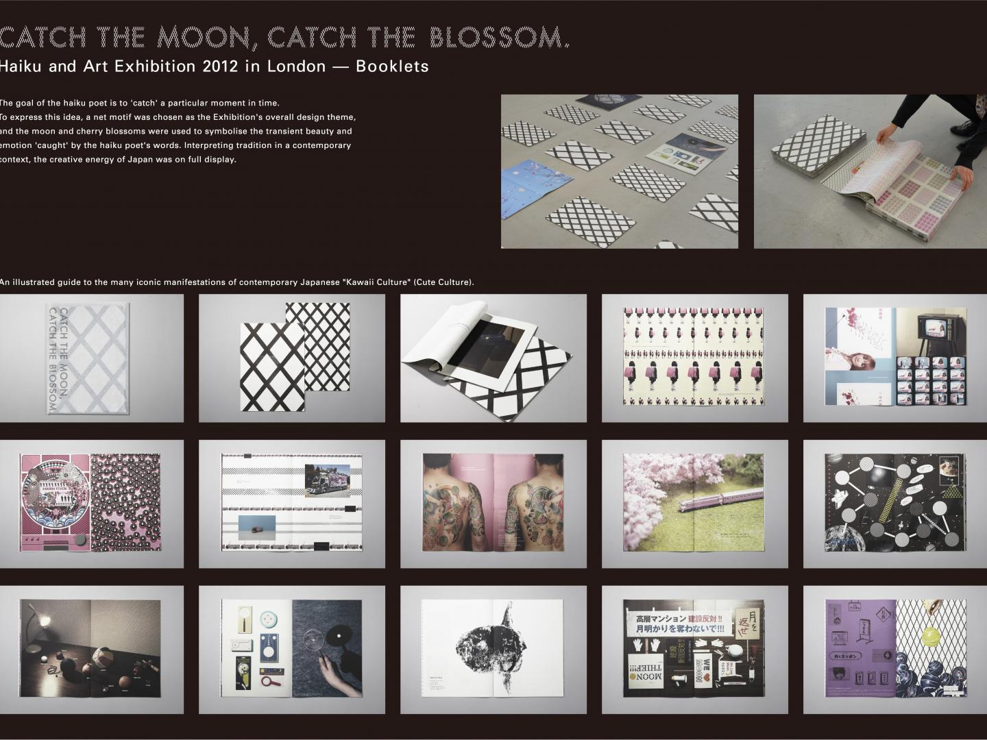 CATCH THE MOON,CATCH THE BLOSSOM. Thumbnail
