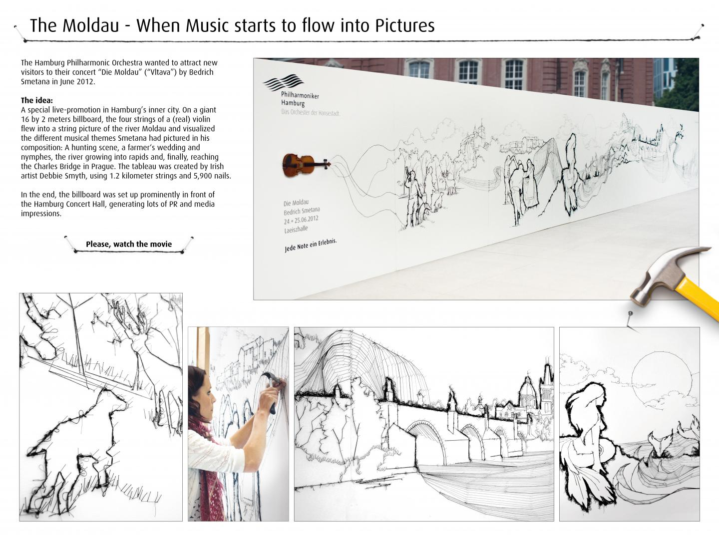 PHILHARMONIKER - WHEN MUSIC FLOWS INTO PICTURES Thumbnail