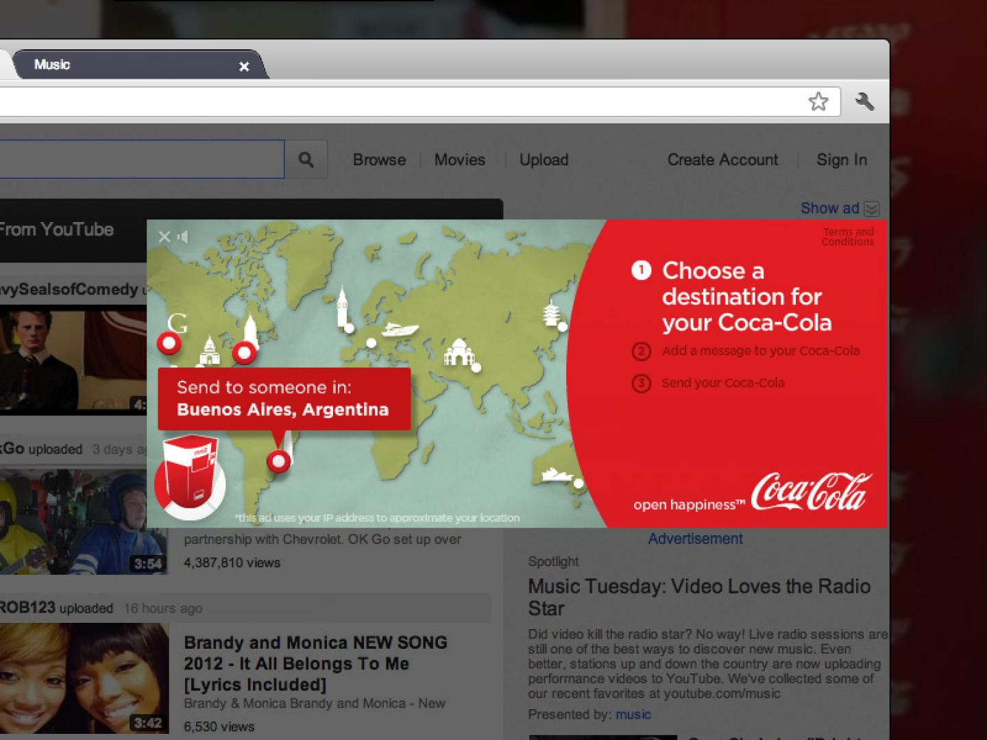 """""""Hilltop"""" Re-imagined for Coca-Cola, Project Re: Brief by Google Thumbnail"""