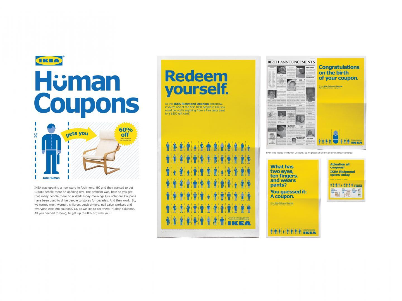 Human Coupons Thumbnail