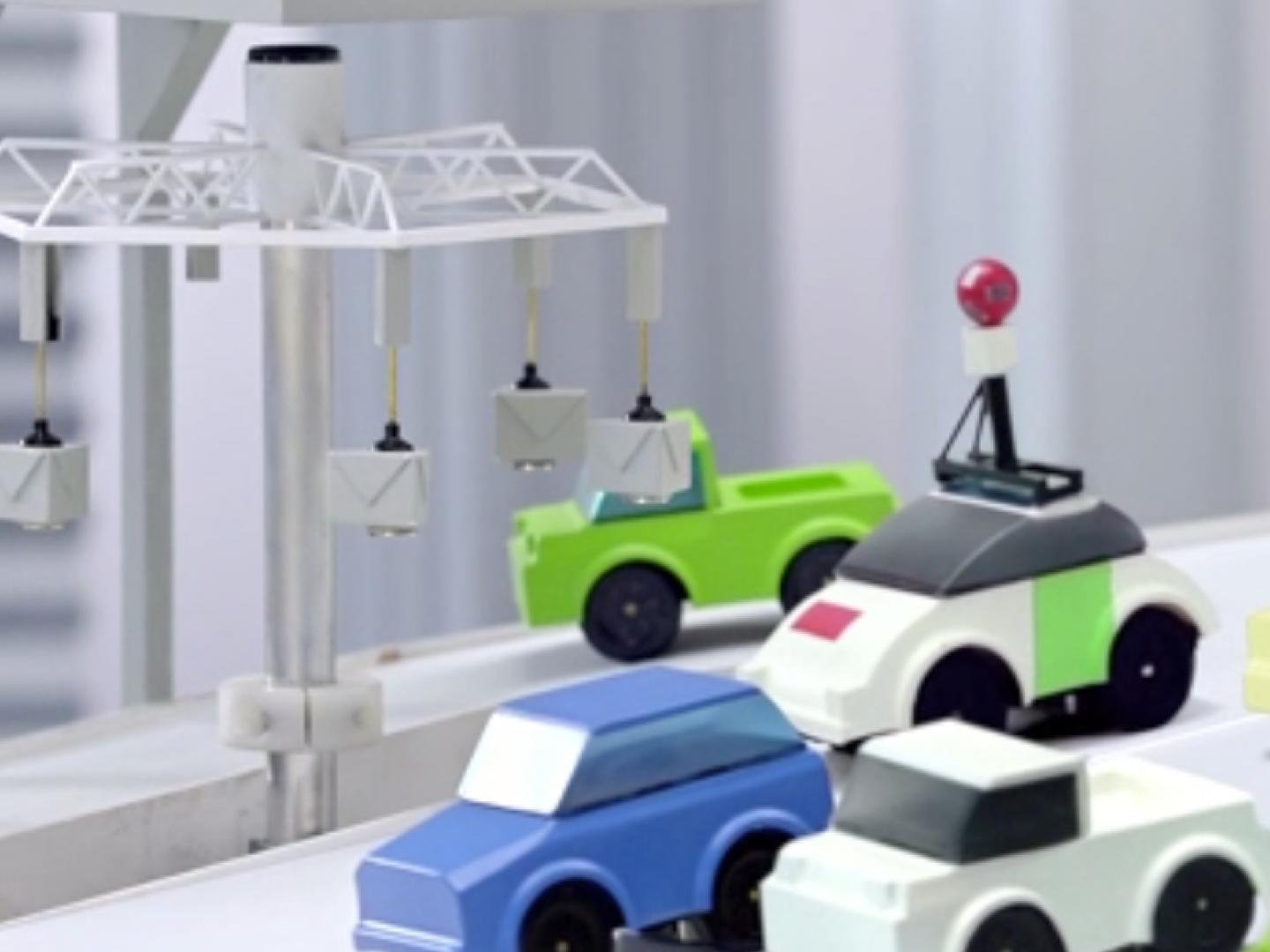 Toy Car World Thumbnail