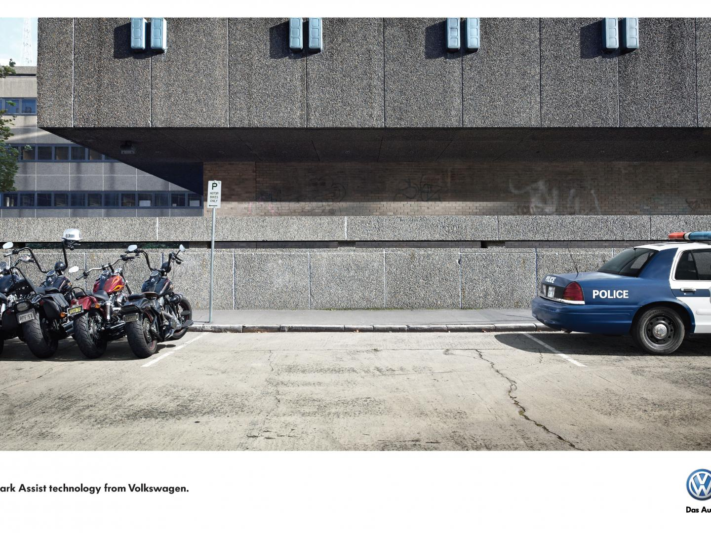 Image for Bikers-Police