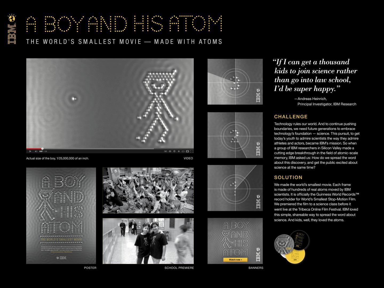 A Boy And His Atom Thumbnail