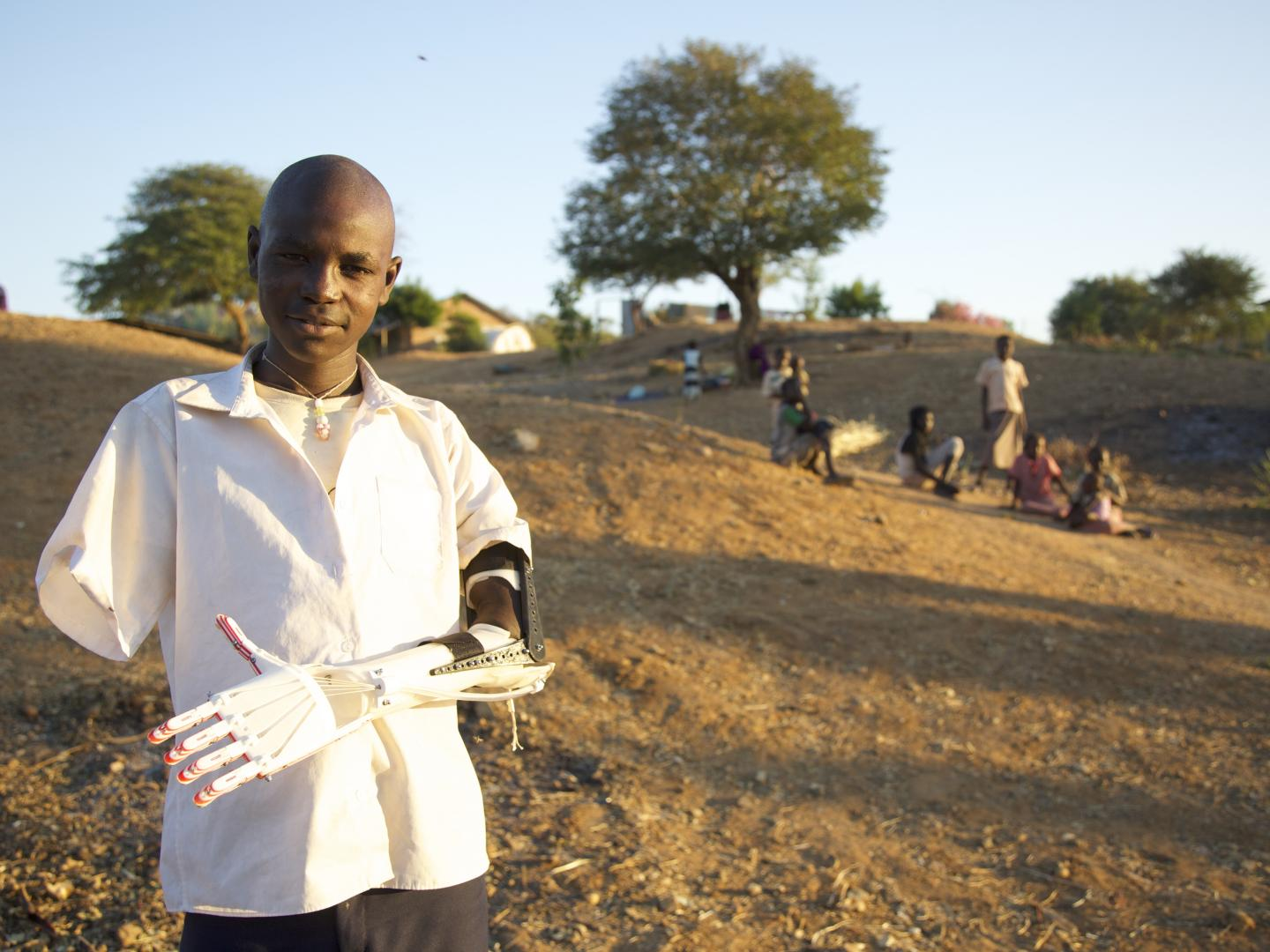 Project Daniel: 3-D Printing Prosthetic Arms for Children of War-Torn Sudan Thumbnail