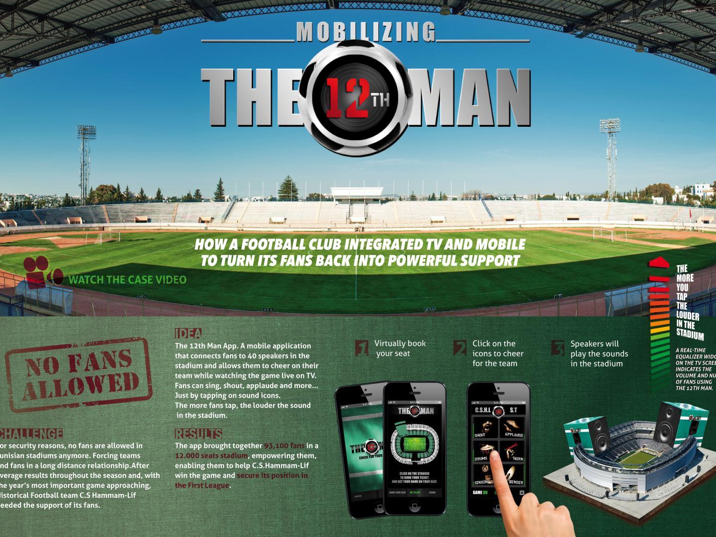 Mobilizing the 12th Man Thumbnail