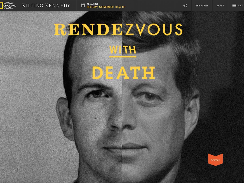 Killing Kennedy Thumbnail