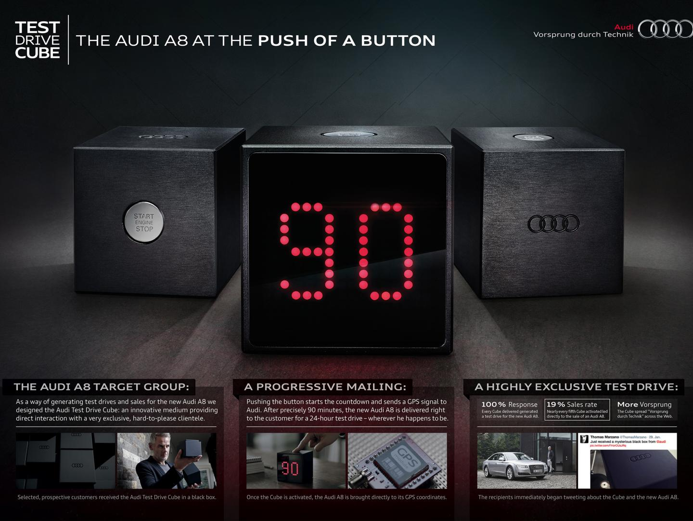 Audi Test Drive Cube Thumbnail