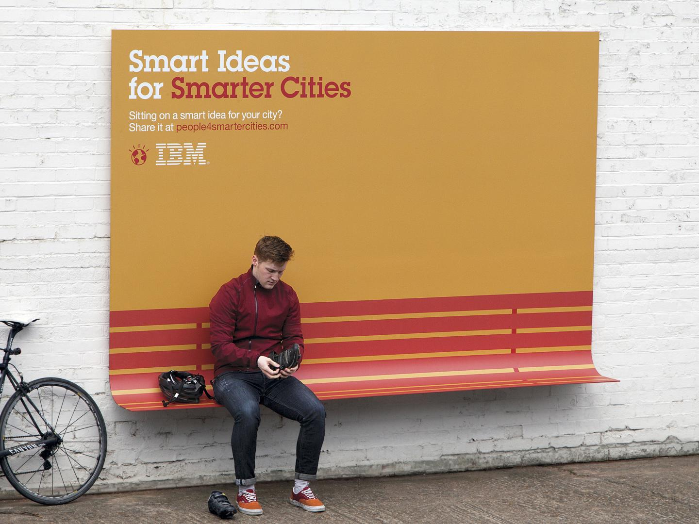 Image for Smarter Outdoor Bench