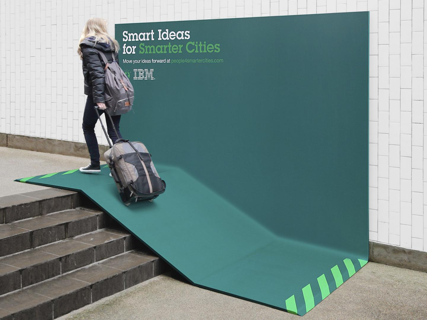 Image for Smarter Outdoor Ramp