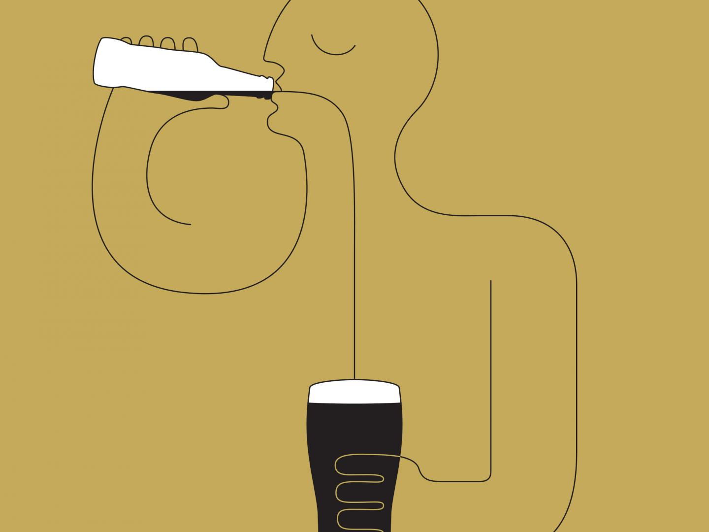 Guinness Draught in a Bottle - Deux Thumbnail